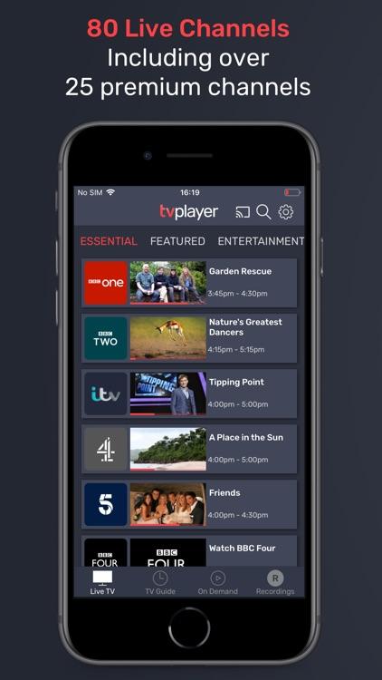 TVPlayer screenshot-0