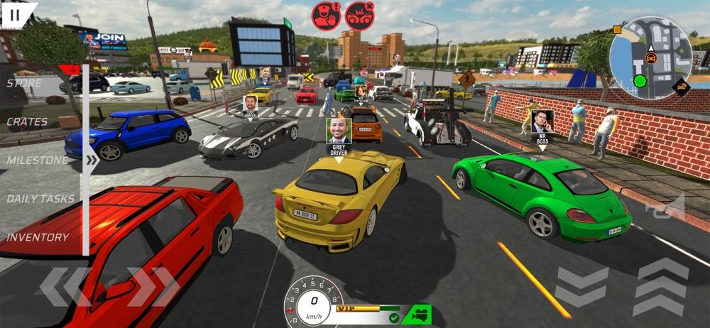 Car Drivers Online: Fun City Cheat Codes
