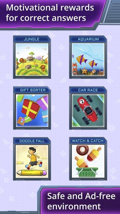 5th Grade Math Learner Games screenshot-3