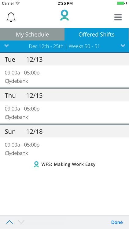 WFS: Making Work Easy by Workforce Software Ltd