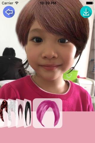 Hair Salon -Tons of hairstyles - náhled
