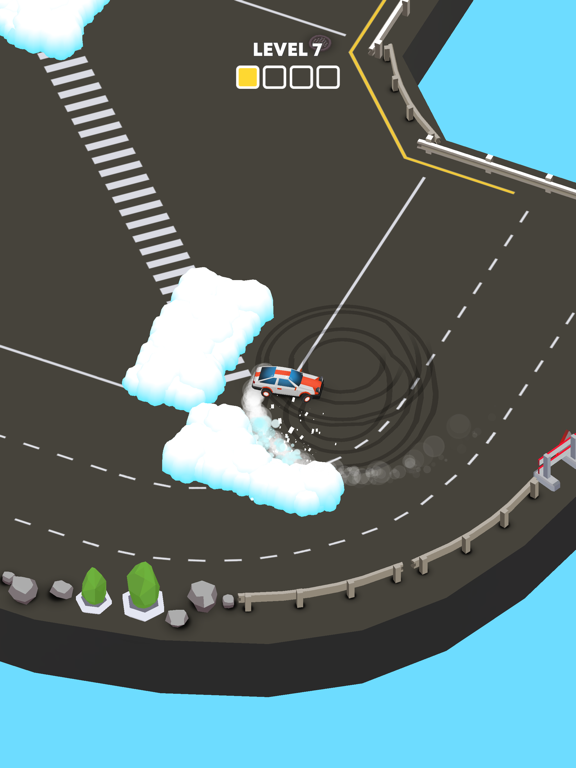 Игра Snow Drift!