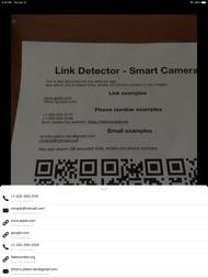 Link Detector - Smart Scanner ipad images