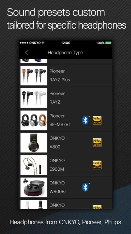 Onkyo HF Player screenshot-4