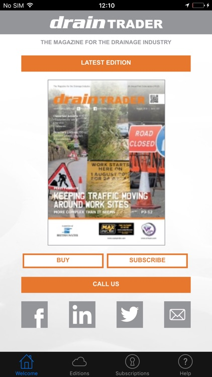 Drain Trader Magazine screenshot-0