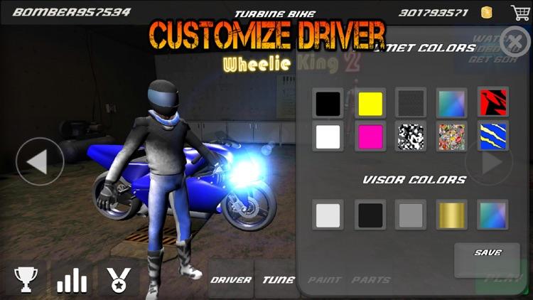 Wheelie King 2 - Manual gears screenshot-7
