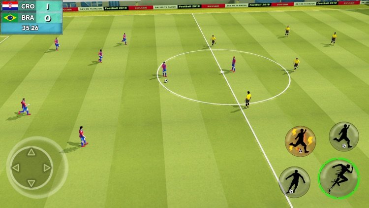 Play Football 2020 - Real Goal screenshot-5