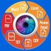 写真をテキストに変換する - iPhoneアプリ