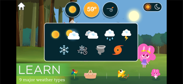 ‎MarcoPolo Weather Screenshot