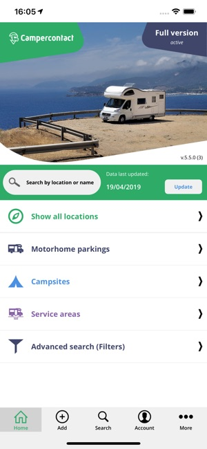 Campercontact on the App Store