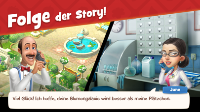 Screenshot for Gardenscapes in Germany App Store