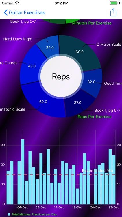 Inspire Music Practice Journal screenshot-4