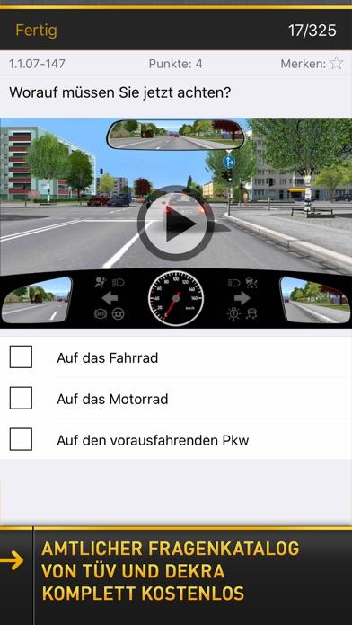 Screenshot for Führerschein 2019 in Germany App Store