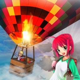 Hot Air Balloons Adventure