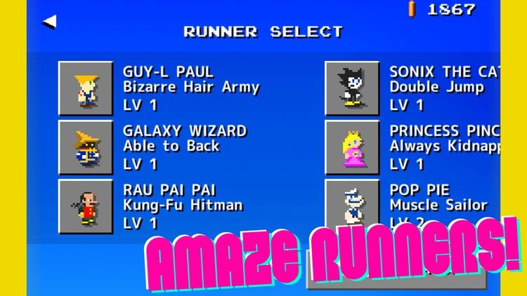 SMASH RUNNERS screenshot-4