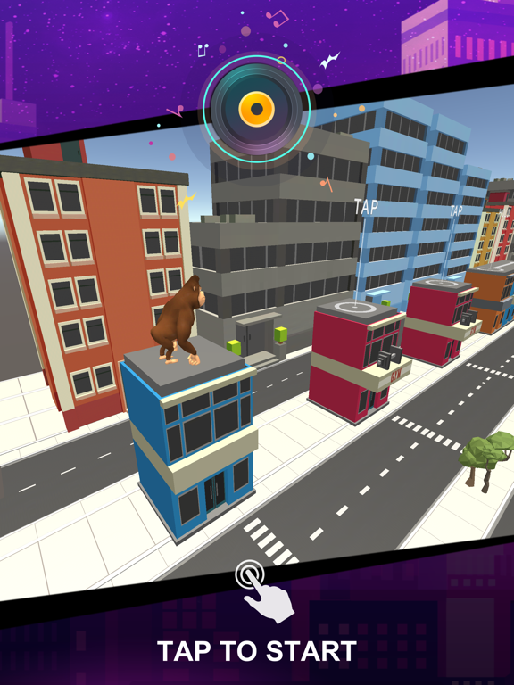 Fury Monkey screenshot 5