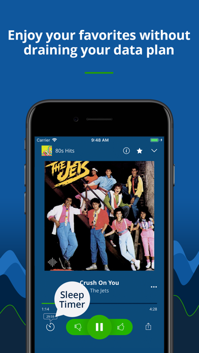RadioTunes - Curated Music Screenshot