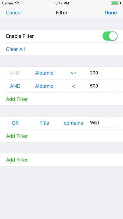 SQLiteFlow - SQLite Editor screenshot-4