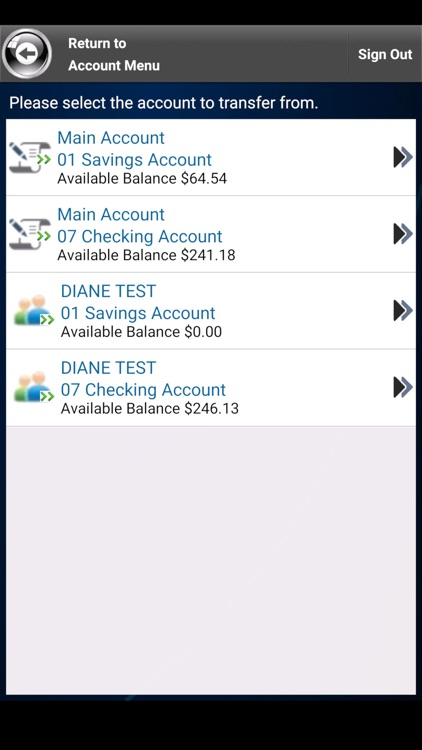 Strategic Federal Credit Union screenshot-3
