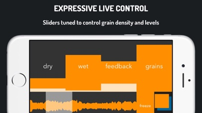 GrainProc: granular synthesis Screenshots