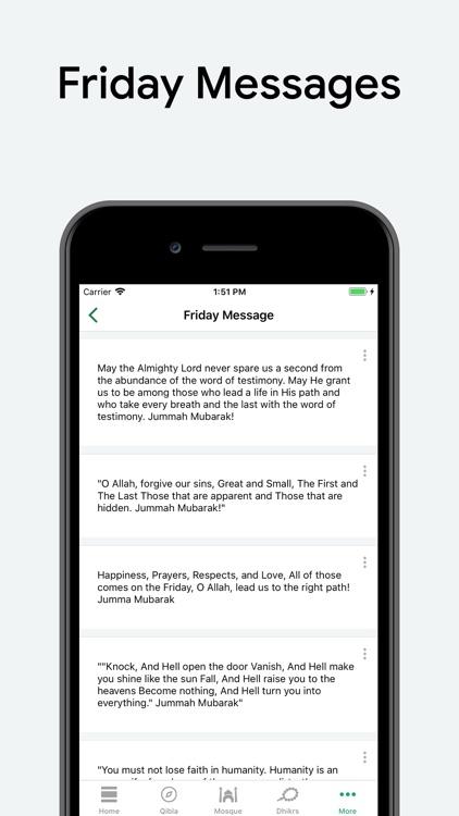 Muslim: Ramadan, Prayer, Qibla screenshot-6
