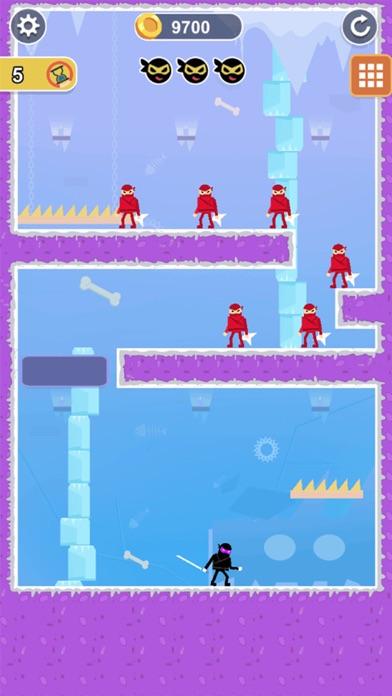 Ninja Critical hit Screenshot