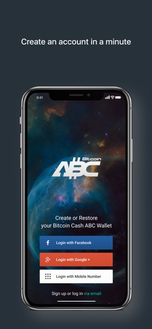 Bitcoin Cash ABC Wallet on the App Store