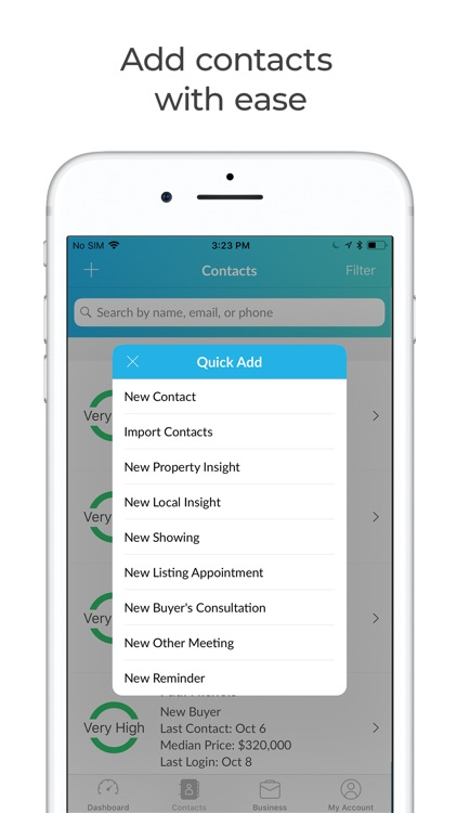 Zap - Real estate CRM screenshot-3