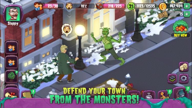 Goosebumps Horror Town screenshot-3