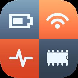Ícone do app iStats X: CPU & memória