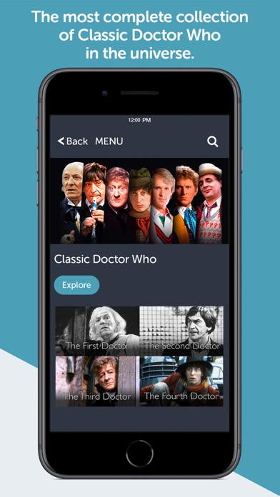 BritBox by BBC & ITV Screenshot