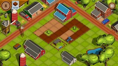 TractoRush : Cubed Farm Puzzle screenshot 2