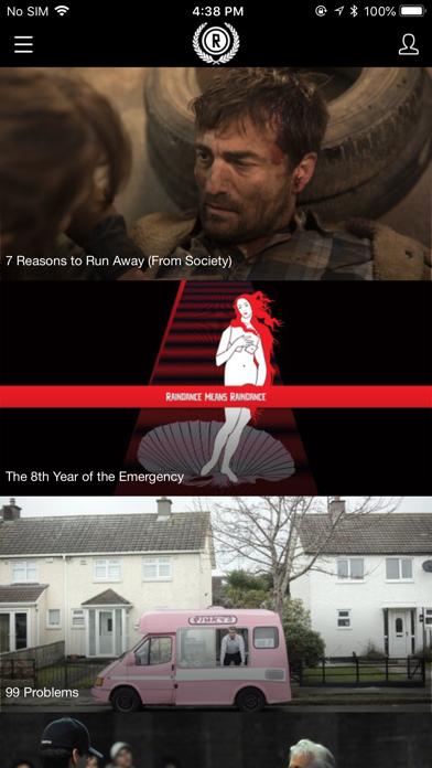 Raindance Film Festival screenshot three