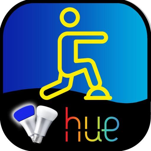 Home Fitness Coach: Hue Ready