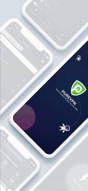 Best VPN for iPhone by PureVPN on the App Store