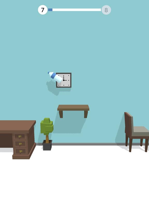 Bottle Flip 3D! screenshot 15