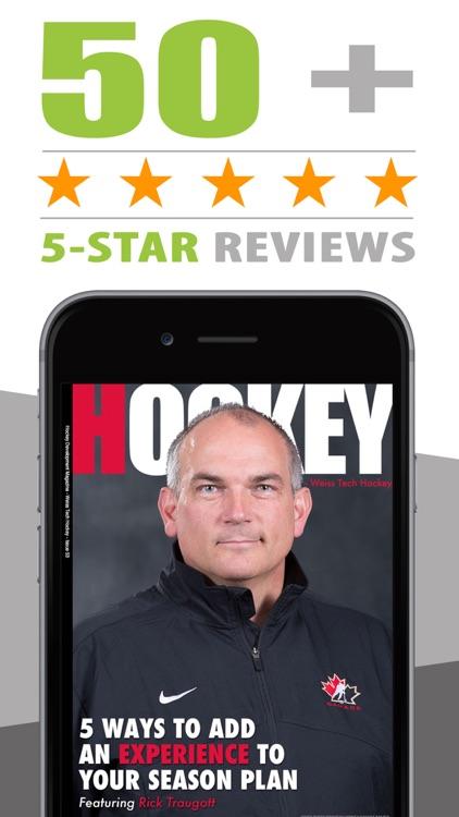 Hockey Development Magazine screenshot-5