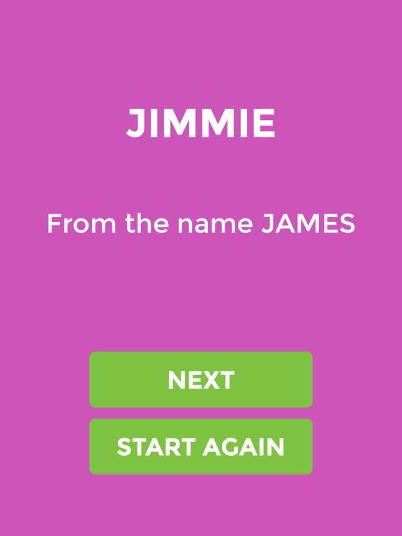 Future Baby Names Generator screenshot 5