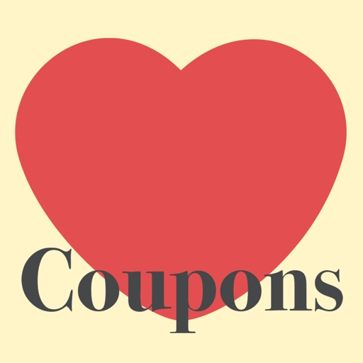 Love Coupons Stickers