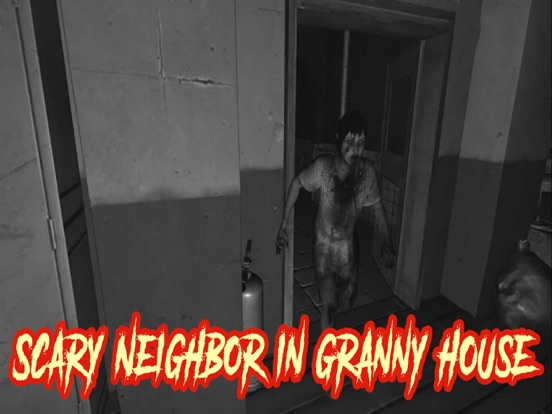 Scary Neighbor Granny House 3D screenshot 11