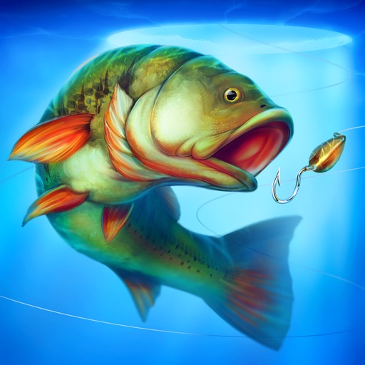 Рыбалка 3D AR