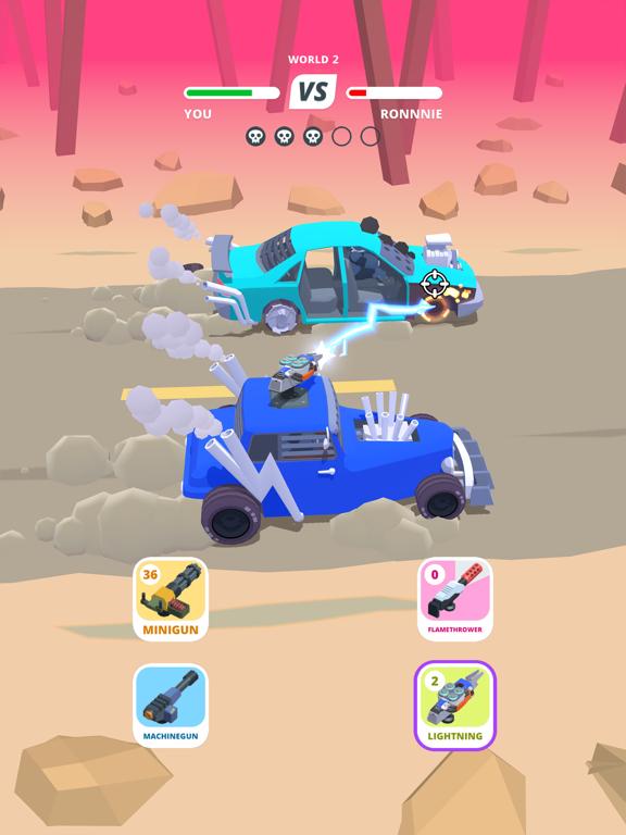 Desert Riders screenshot 7