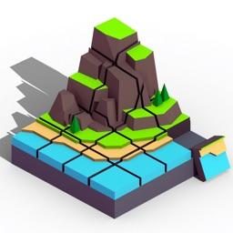 Fifteen: 3D & AR 15 puzzle