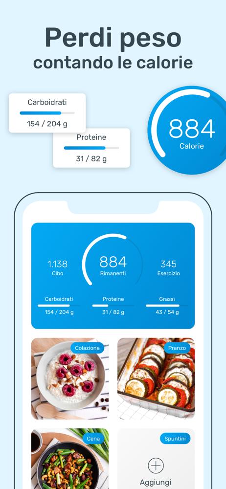 programma per perdere peso con le foto delliphone gratuitamente