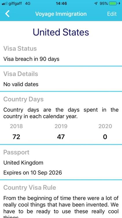 Voyage Immigration screenshot-3