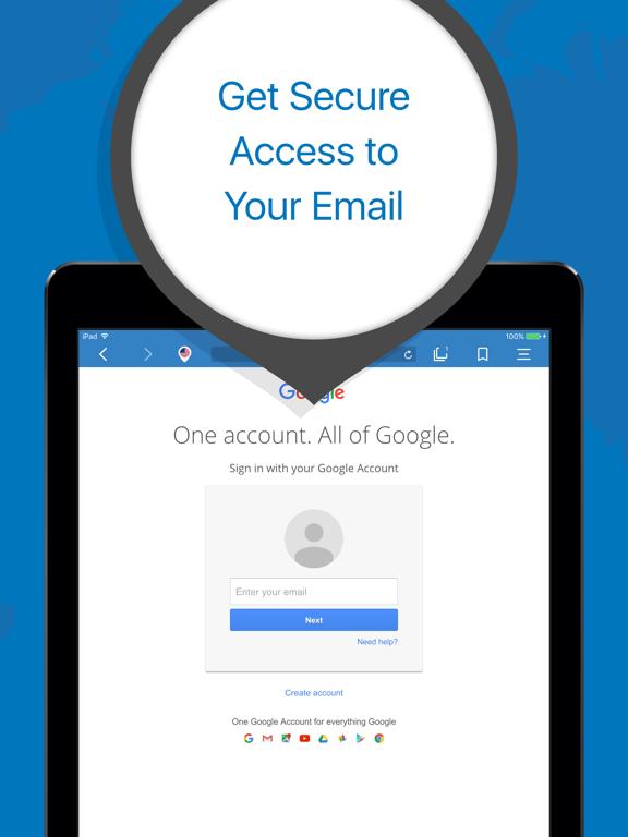 Private Browser - Surf Safe screenshot