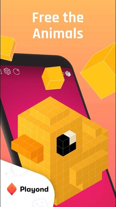 Michelangelo's Cube screenshot 1