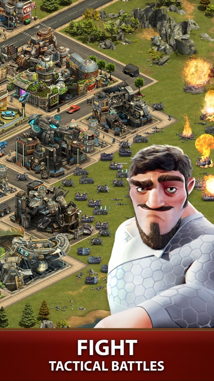 Forge of Empires: Build a City screenshot-4