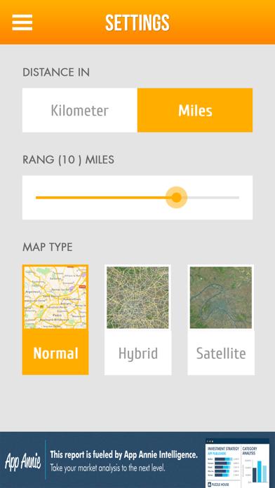 Where2Hunt - GPS Hunting App screenshot four