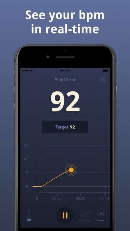 Beat Mirror: Detect BPM